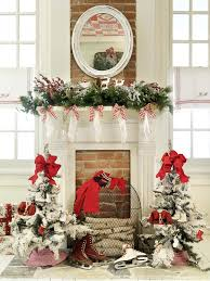 home and garden christmas decoration ideas decorating holiday mantels traditional home