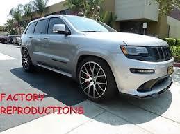 jeep grand cherokee wheels 4 22x10 machined hellcat style fit srt srt8 jeep grand cherokee
