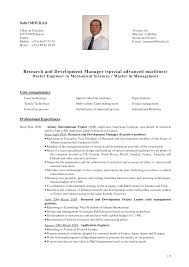 Resume Sample Key Competencies by Marketing Research Resume Examples Free Resume Example And