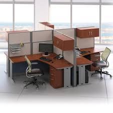 Office Desk Workstation Modular Office Furniture Shop Office Cubicles Nbf