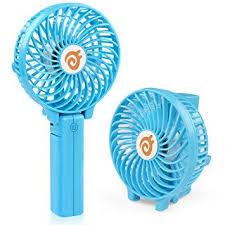 battery operated desk fan d fantix small portable fan handheld fan battery operated desk fan