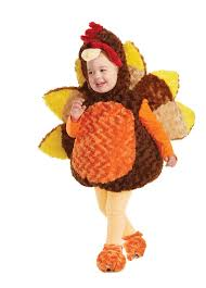 underwraps belly baby turkey costume x large 4 6