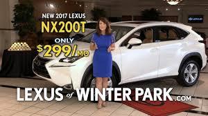 lexus nx lease specials lexus of winter park 2017 lexus nx 200t fall collection sales
