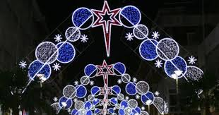 Dekra Lite Commercial Christmas Decorations by Christmas Decorations For City Poles Dekra Lite Commercial