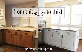 how to paint wood kitchen cabinets how to paint kitchen cabinets the love notes blog