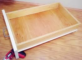 Replacement Kitchen Cabinet Drawer Boxes How To Build A Kitchen Cabinet Drawer Best Home Furniture Decoration
