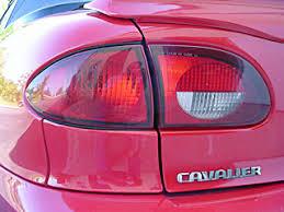 How To Replace Tail Light How To Replace Tail Light Bulbs On A 2000 Chevy Cavalier