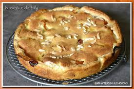 la cuisine d amandine tarte amandine aux abricots la cuisine de lilly