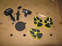 Bench Cookie Work Grippers Bench Cookies Plus Vs Wolf Bench Paws Woodworking Network