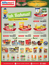 Teh Pucuk Harum Di Alfamart katalog promo katalog harga promo puasa ramadhan 2018