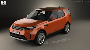 land rover discovery hse 360 view of land rover discovery hse 2017 3d model hum3d store
