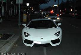 insurance for a lamborghini aventador driver of a 430 000 uninsured lamborghini aventador complains his