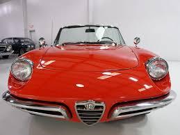 1966 alfa romeo duetto spider convertible daniel schmitt u0026 co