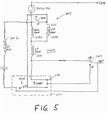 wiring diagram single phase motor capacitor start on images