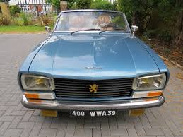 peugeot 208 cabriolet for sale 1973 peugeot 304 s cabriolet coys of kensington