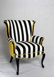 Black And White Accent Chair Chair White Dining Chairs Upholstered Seat Black And White Chair