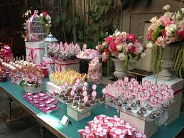 Barbie Themed Baby Shower by Baby Shower Babyshower Party Baby Shower Ideas