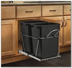 fresh kitchen trash cabinet 2017 decorations ideas inspiring
