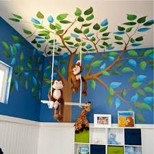 bedrooms superb jungle theme wall stickers jungle theme kids