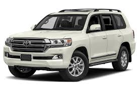 2017 toyota land cruiser vs other vehicles overview
