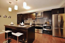 Rattan Kitchen Furniture by Condo Kitchen Dusty White Cabinet Contemporary Steel Appliances