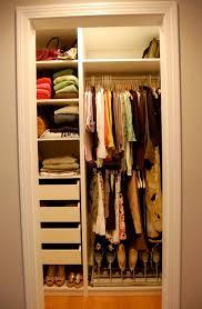 easy closet organization ideas for small closets home design ideas