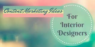 Content Marketing Blog Ideas For Interior Designers  Meansof - Marketing ideas for interior designers