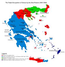 Europe Map During Ww2 by Zakynthos Zante German Occupation U2013 Ww2 1943 U2013 1944 Dead