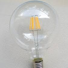 aliexpress com buy dimmable led 4w 6w 8w 10w e27 g125 2700 3200k