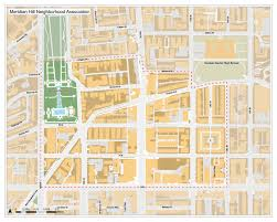 Washington Dc Map Pdf About Meridian Hill Neighborhood Association Washington Dc Usa