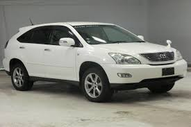 toyota harrier 2012 2008 toyota harrier checklist