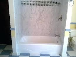 Replace Tub Shower Faucet Replace Shower With Bathtub U2013 Modafizone Co