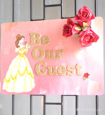 Home Made Party Decorations Beauty And The Beast Party 6 Jpg Party Ideas Pinterest