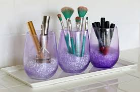 11 beautifully easy makeup storage and organizing ideas