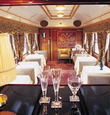 salon du luxe itineraries of majestic train de luxe