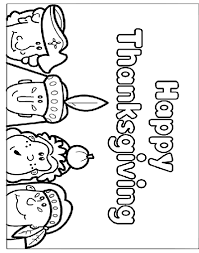 thanksgiving sign coloring page crayola