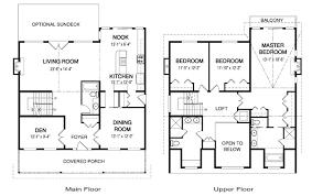 open modern floor plans pretty design 10 contemporary open concept house plans modern