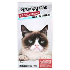 grumpy cat valentines grumpy cat s day cards grumpy cat