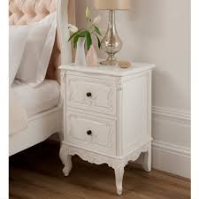 nightstand appealing wide nightstand with drawers inch mirror