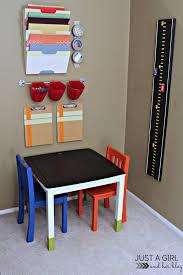 Ikea Craft Table by The Cs U0027 Ikea Big Boy Room Reveal Boys Buckets And Big Boy Rooms