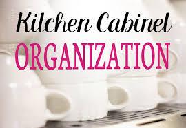 Cabinet Organizers Kitchen by Organizing Kitchen Cabinets Organize 365