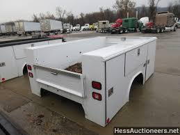 Utility Bed For Sale Used White Service Body Service Utility Body For Sale In Pa 21475