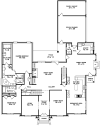 monster floor plans luxury style house plans 5120 square foot home 2 story 6