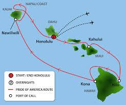 Honolulu Zip Code Map by Islands Of Hawaii 4 Island Cruise U0026 Tour Landmark Tours