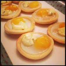 caille sur canapé l apéritif selon pippa middleton les tartelettes aux œufs de