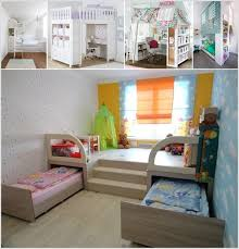 Kids Space Room by 5 Clever Ways To Save Space In A Small Kids U0027 Room