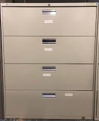 Hon 4 Drawer Lateral File Cabinet Denver Office Furniture 4 Drawer Lateral File Desks Incorporated
