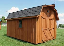 Gambrel Roof Barn Fred U0027s Sheds Llc Custom Amish Sheds U0026 Other Outdoor Structures