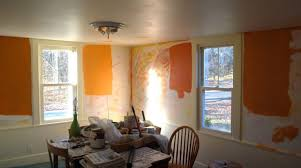 awesome terracotta orange paint color 11 photos homes