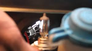 how to replace headlight bulb hyundai youtube